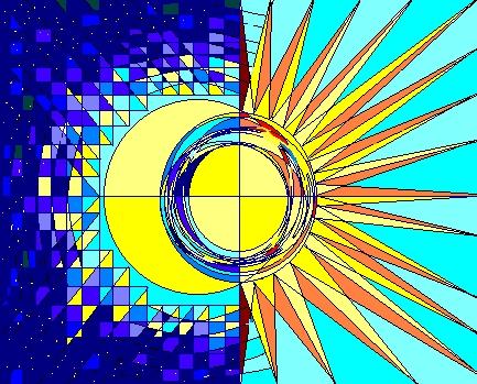 Слънцето и Луната